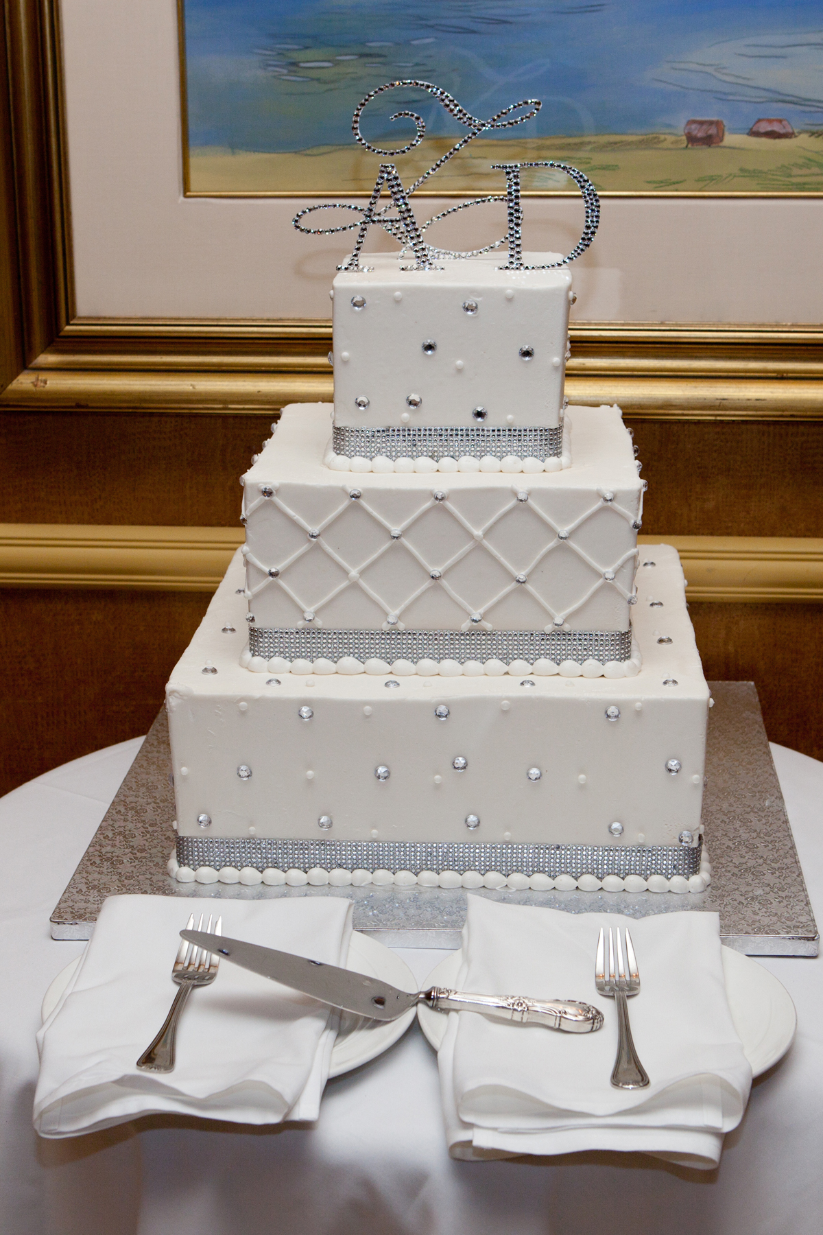 An Elegant Wedding Celebrate & Decorate