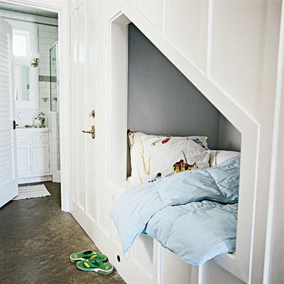 Built-in-bunks