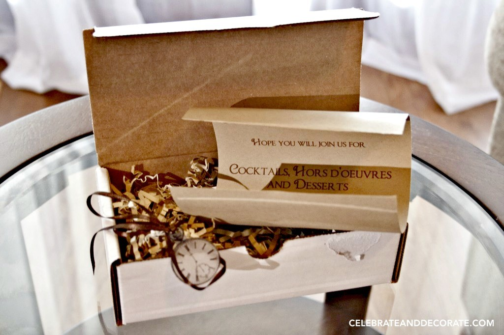 Creative Invitation perfect for a New Year's Eve Party
