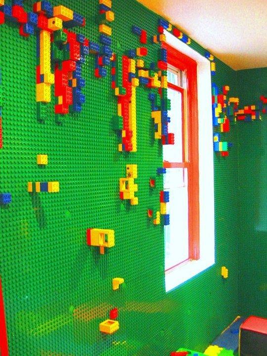 Lego-walls
