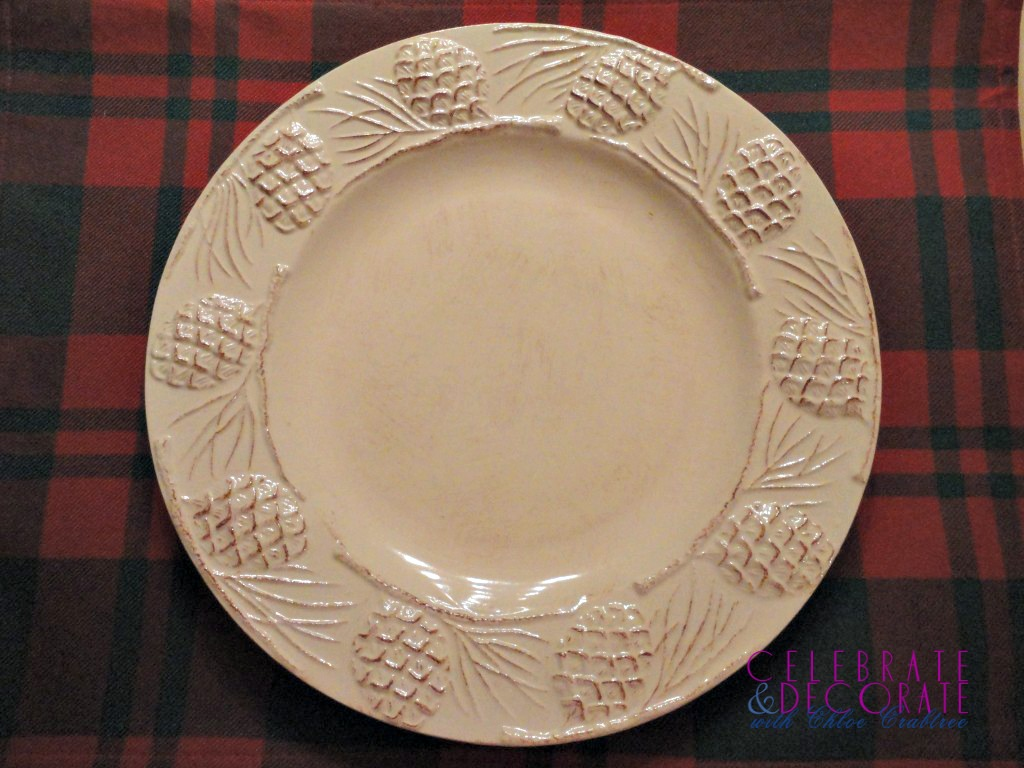 Pinecone dishes