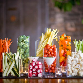 Raw Vegetable Tray Ideas Submited Images