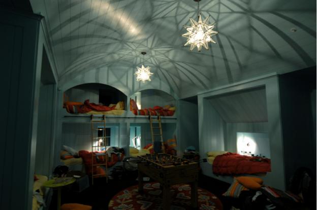 Dreamy bunk room