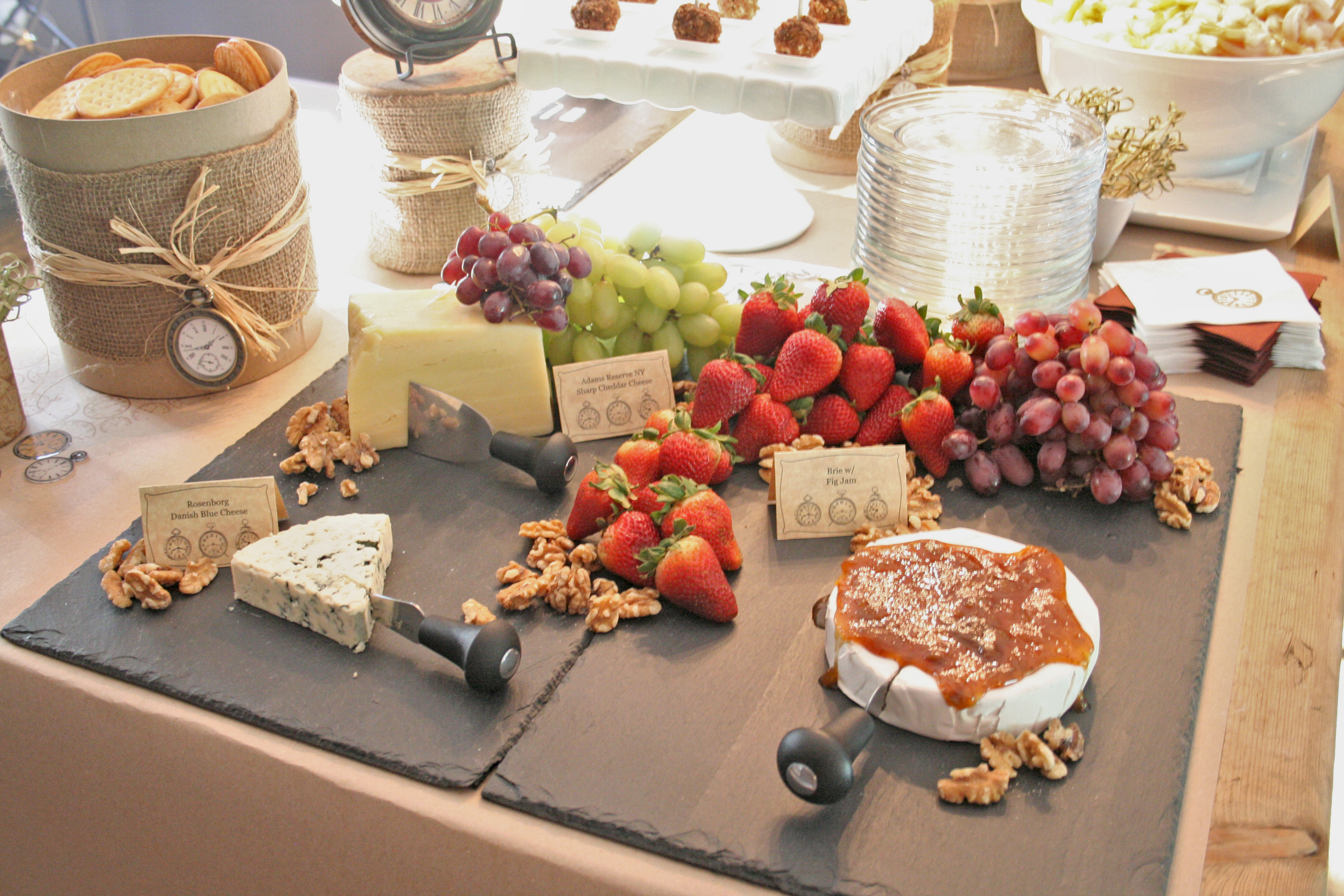 Cheese Display Celebrate amp Decorate