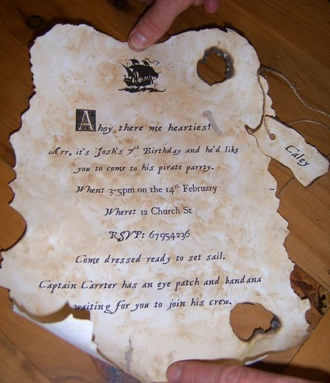 A Pirates Life For Me Pirate Party Celebrate Decorate – Pirate Party Invites