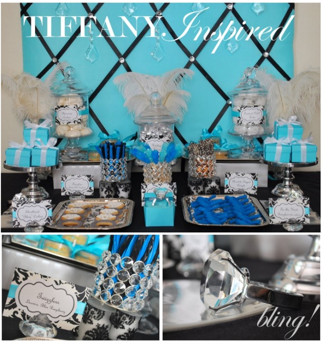 Tiffany And Co Candy Buffet 2jpg