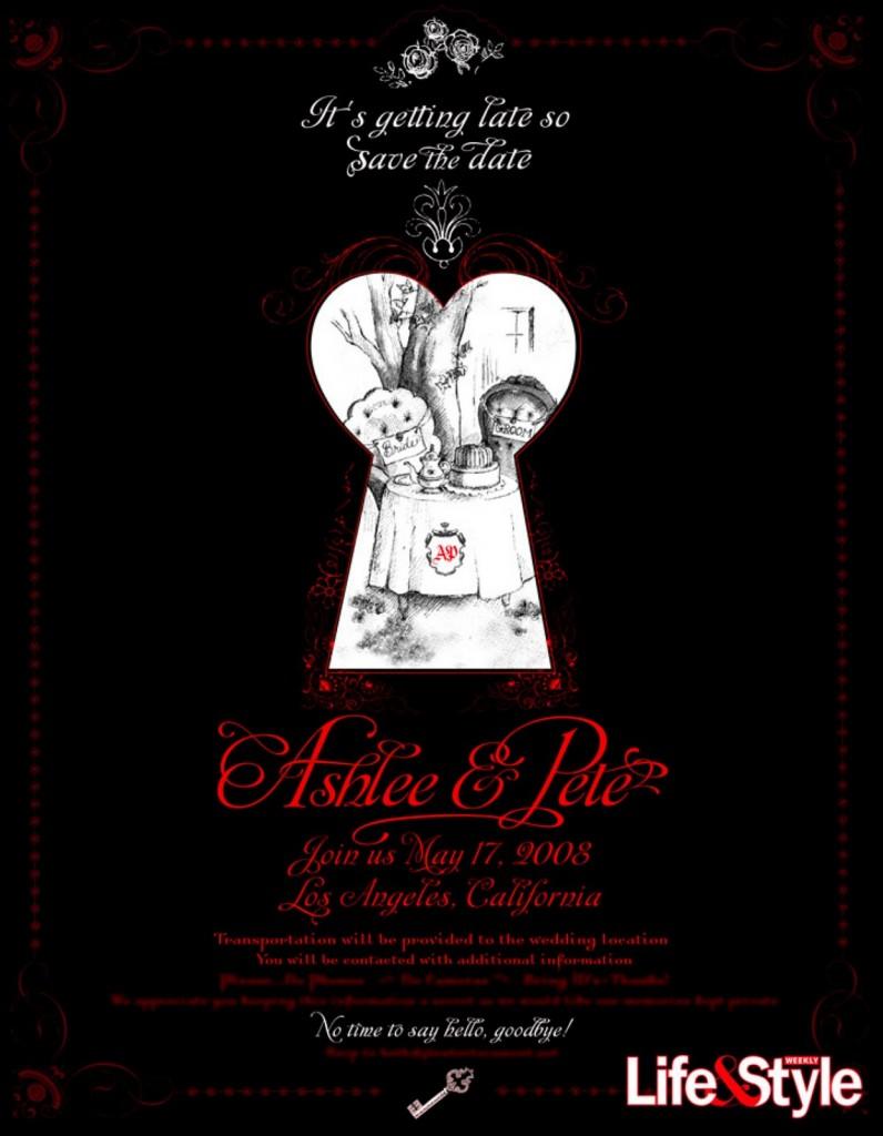 Alice in Wonderland Party Invitation Inspiration ...