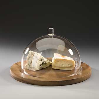 glass cheese dome, glass cloche
