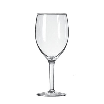Wine glass, white wine glass