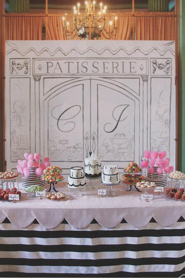 inspiration a paris party celebrate decorate