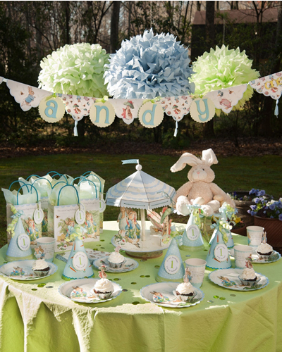 Chloe S Inspiration A Peter Rabbit Themed Party