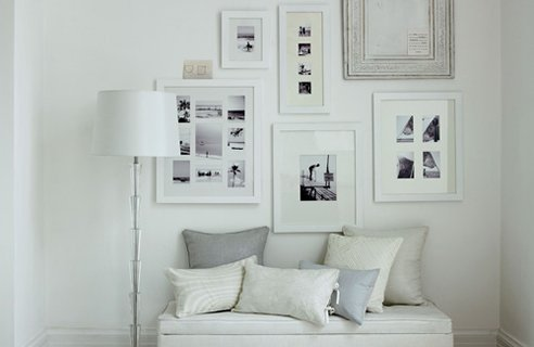 chloe at home ~ inspiring all white rooms - celebrate & decorate