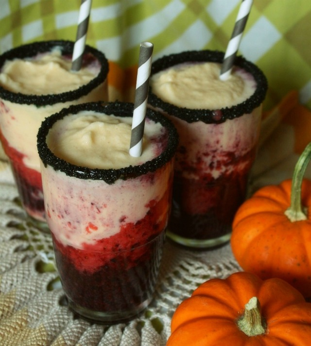Monster mash smoothie and other fun non-alcoholic drink recipes