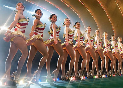 Radio City Rockettes in the Christmas Spectacular