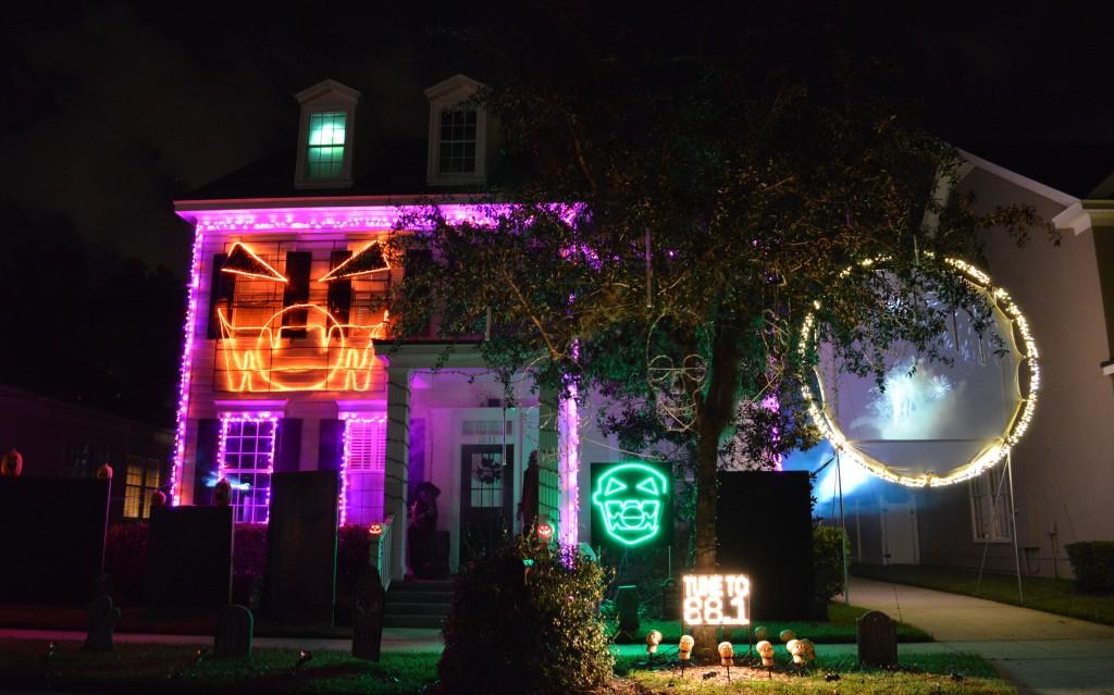 Halloween Outdoor Decorations In