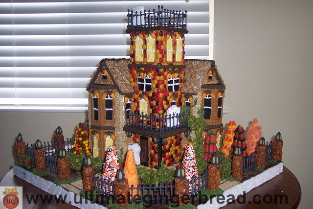 Chloe's Inspiration ~ Gingerbread Halloween Houses - Celete ... on haunted house moon, simple spooky house, inflatable haunted house, the scariest most haunted house, haunted irish houses, haunted houses in alabama, haunted houses in texas, haunted turkey house, the scarehouse haunted house, haunted gingerbread tree, fun spot orlando haunted house, ghostly manor haunted house, haunted house blank template, haunted winter house, animated haunted house, haunted victorian houses, raymond hill mortuary haunted house, cartoon haunted house, haunted cookie house, haunted family house,