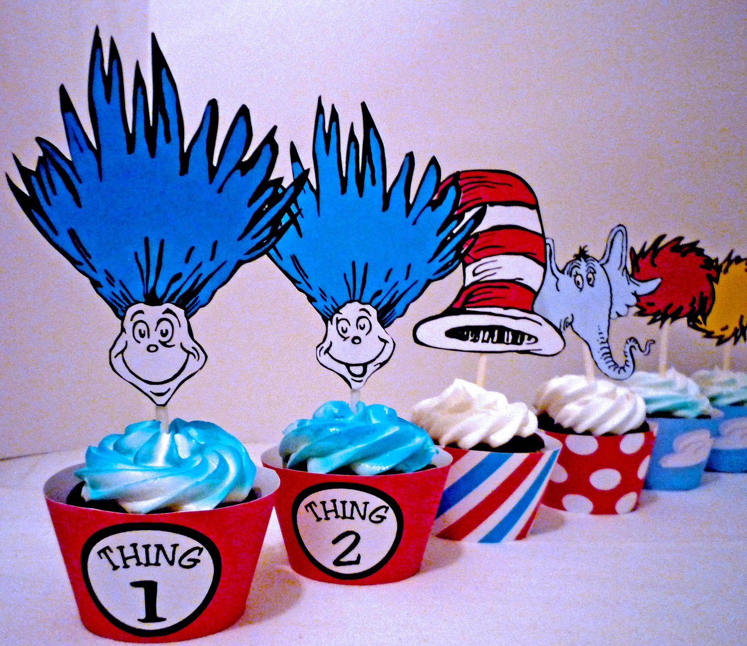 Dr Seuss Party Decorations Chloes Celebrations Ten Great Kids Party Ideas Celebrate