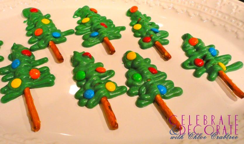 Sweet little tree treats
