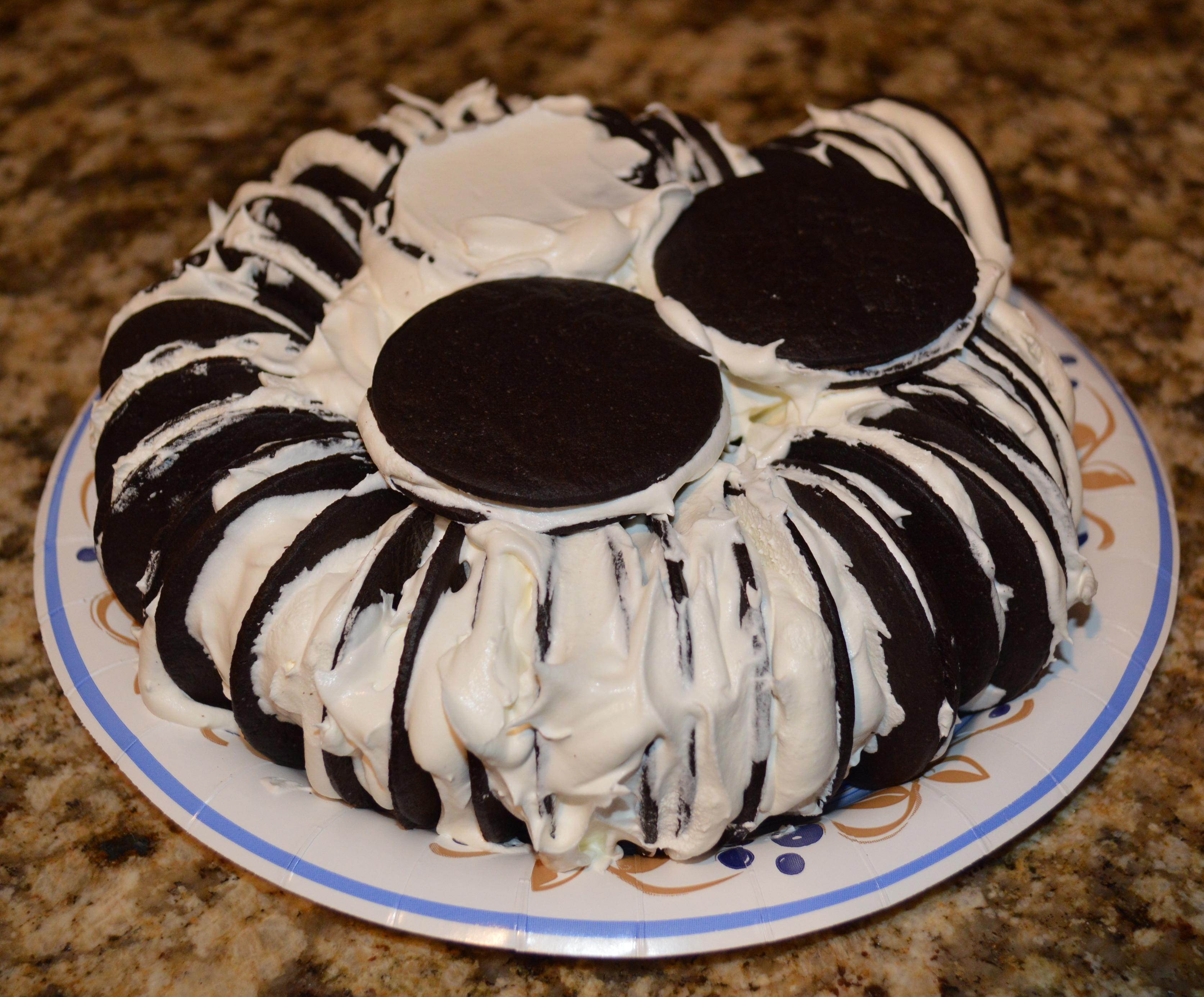 Igloo Refrigerator Cake - Celebrate & Decorate