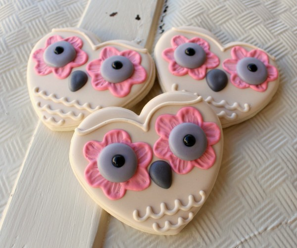 Owl will always love you cookies!