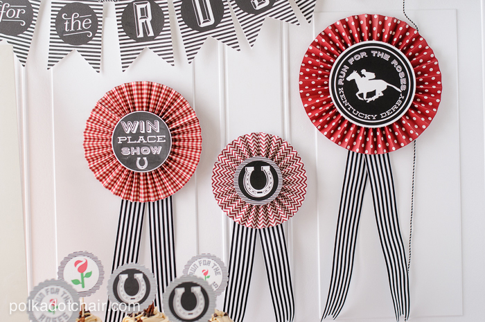 Kentucky Derby Printables