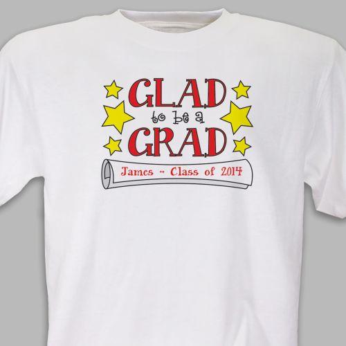 Custom Graduate tee shirt