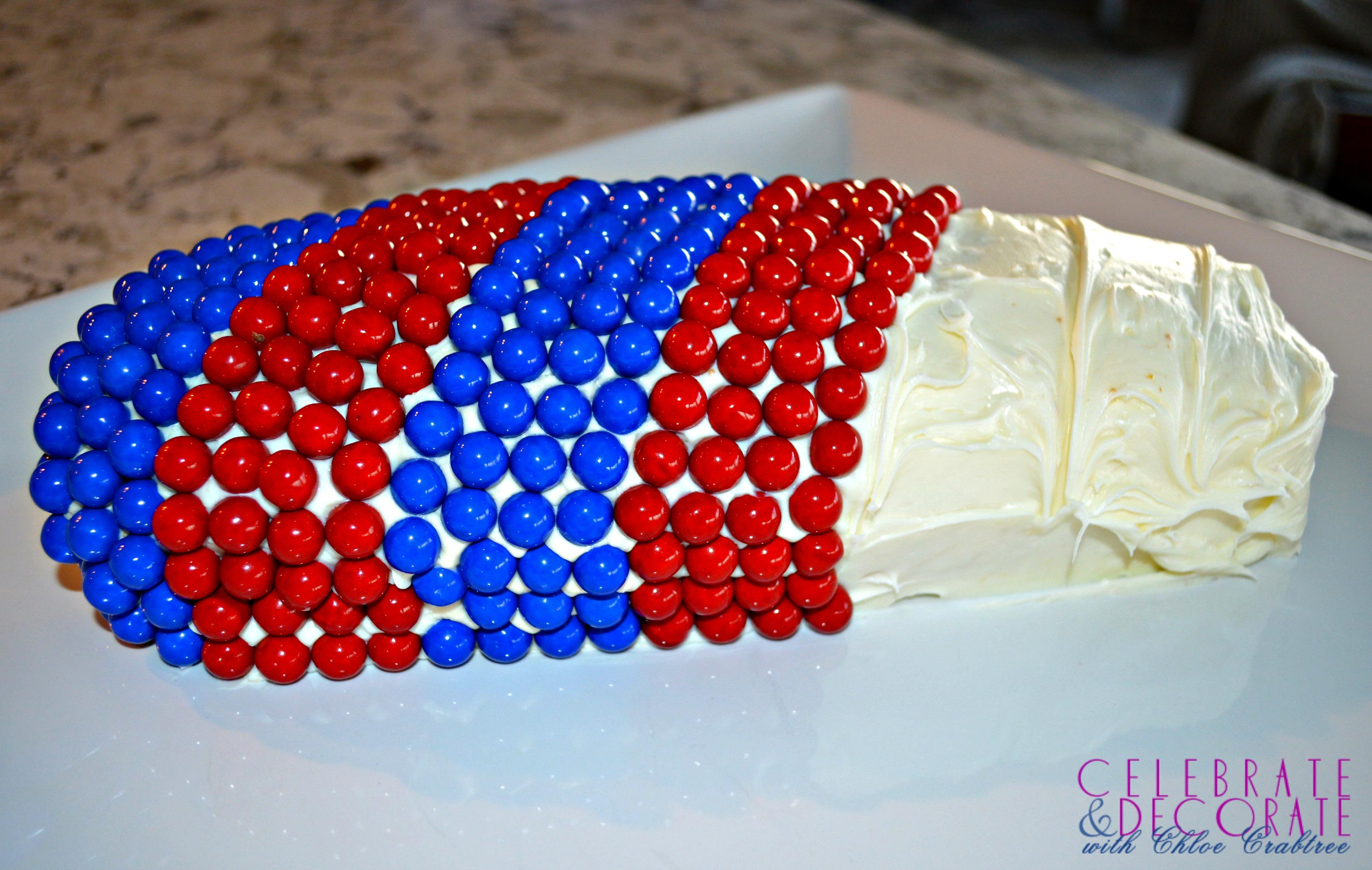Firecracker-cake