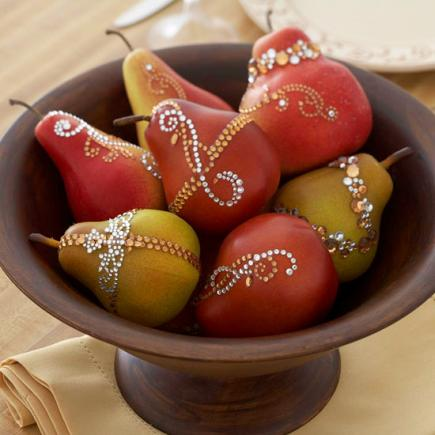 Dressed-up Fruits ~ Midwest Living