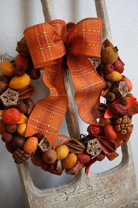Fall Wreath ~ Sweet Something Design