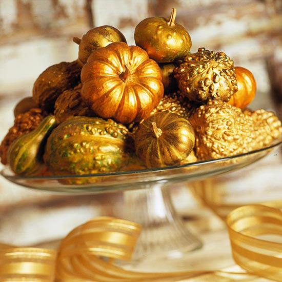 Gorgeous Gourds ~ Better Homes and Gardens