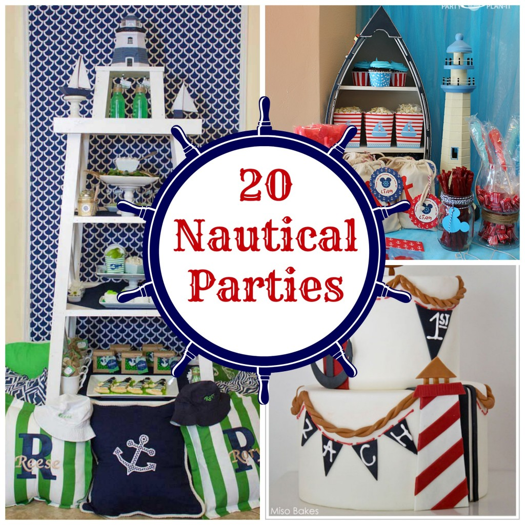 20 Nautical Parties for Inspiration