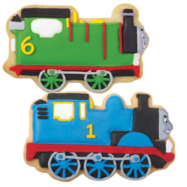 Thomas The Train Cookies ~