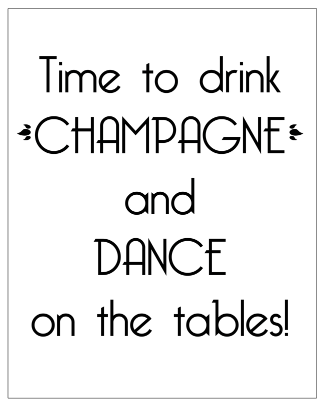 drinkchampagne