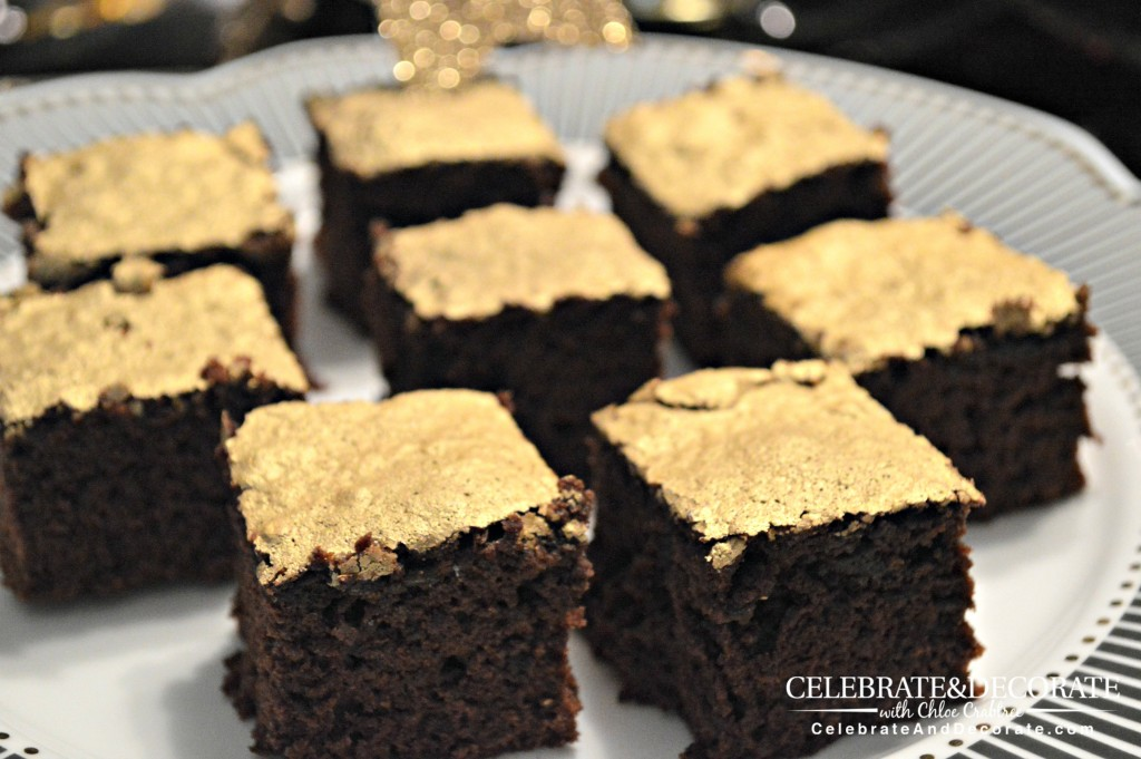 Amazing-Gold-topped-Brownies