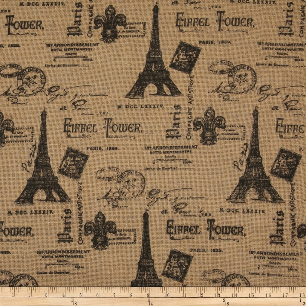Eiffel-Tower-Burlap-Print