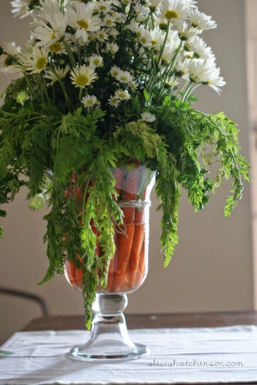 Carrot-Centerpiece