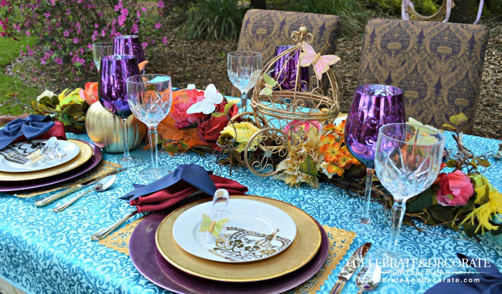 Regal-Tablescape