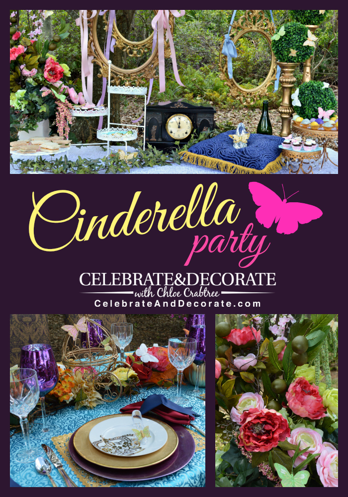 Cinderella Inspired Party
