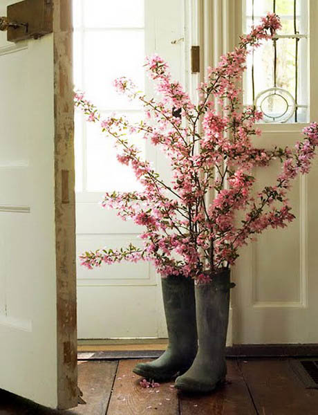 Floral Arrangements Spring Home Decorating 6