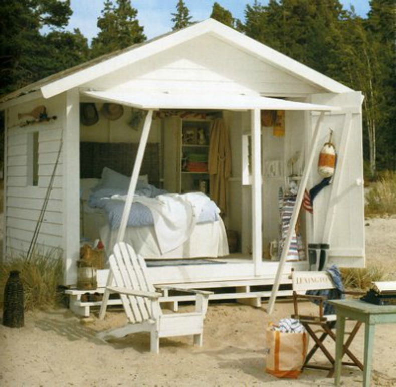 Small House On The Beach: The Small House Movement And Tiny Living Spaces