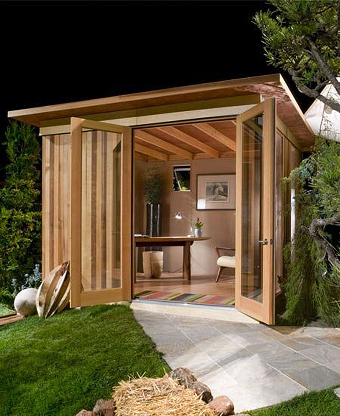 Backyard Office Sheds 16