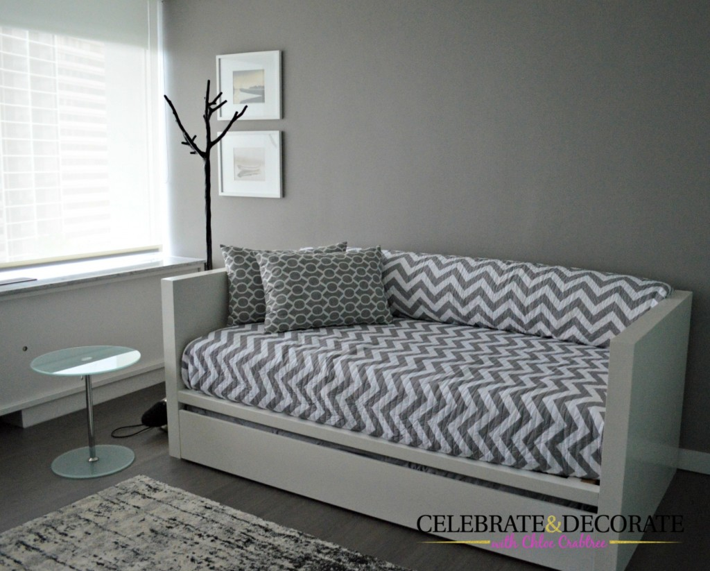 Modern-Day-Bed-Gray-and-White