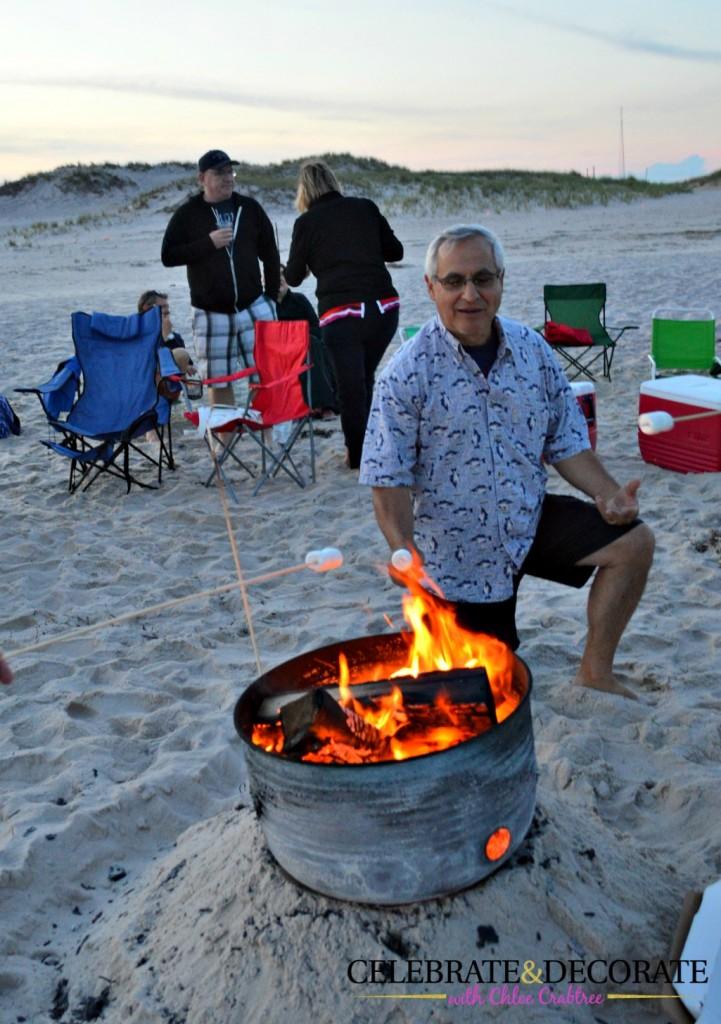 Beach-party-s'mores