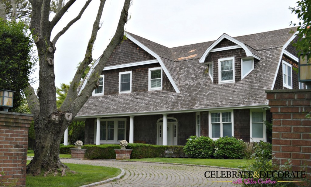 Hamptons shingle style home