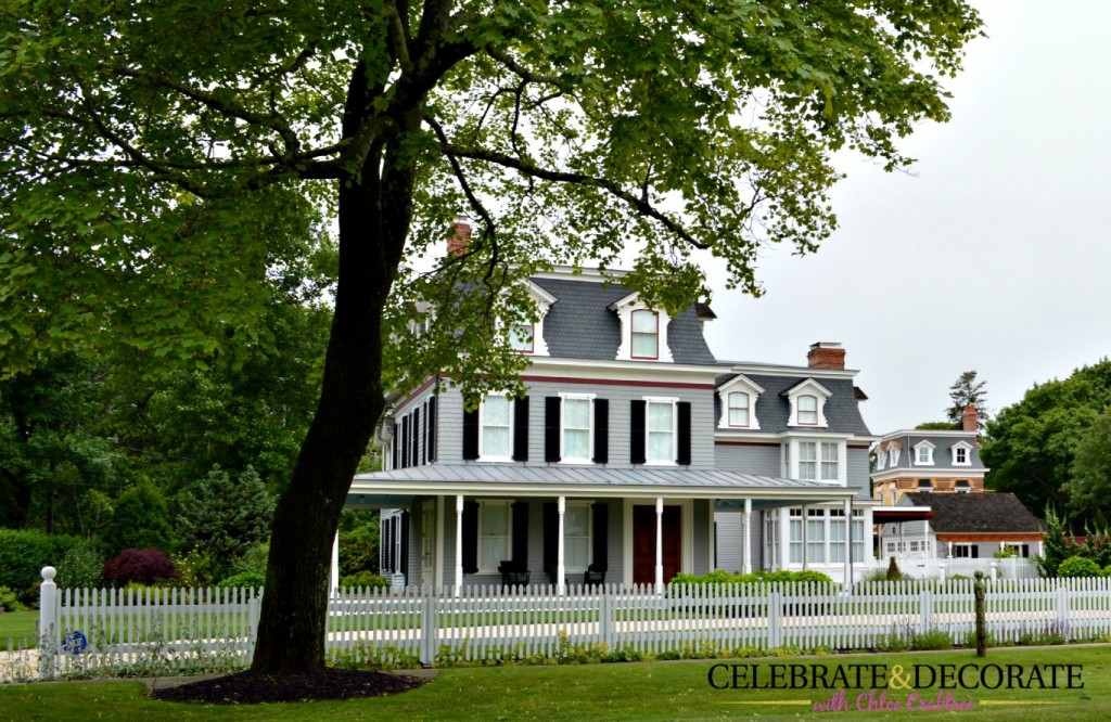 Traditional Victorian Home in The Hamptons
