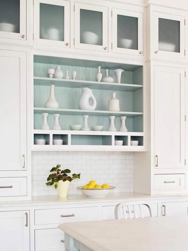 15 Inspiring White Kitchens Celebrate Decorate