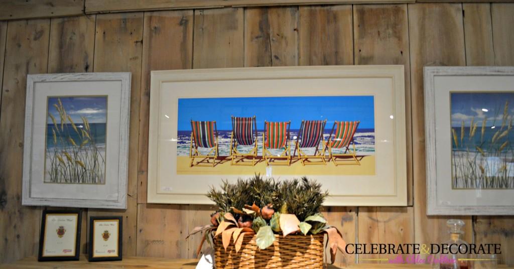 Beachy Artwork