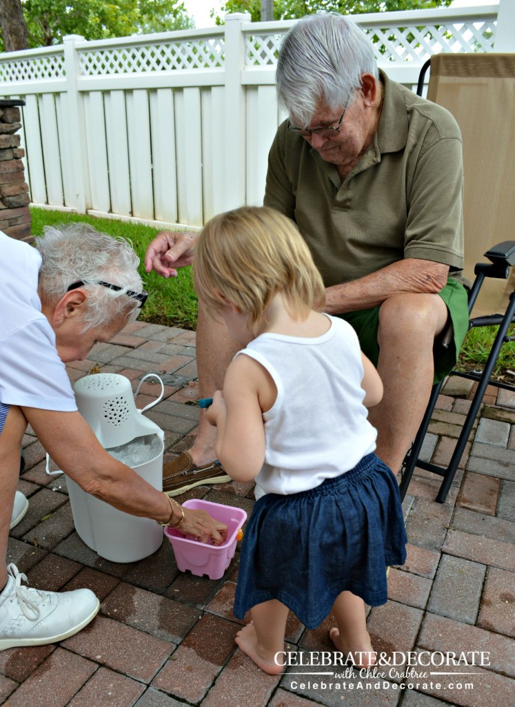 Helping-to-make-homemade-ice-cream