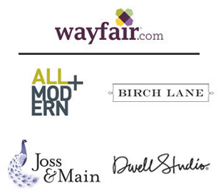 wayfair 39 s heart home conference celebrate decorate. Black Bedroom Furniture Sets. Home Design Ideas