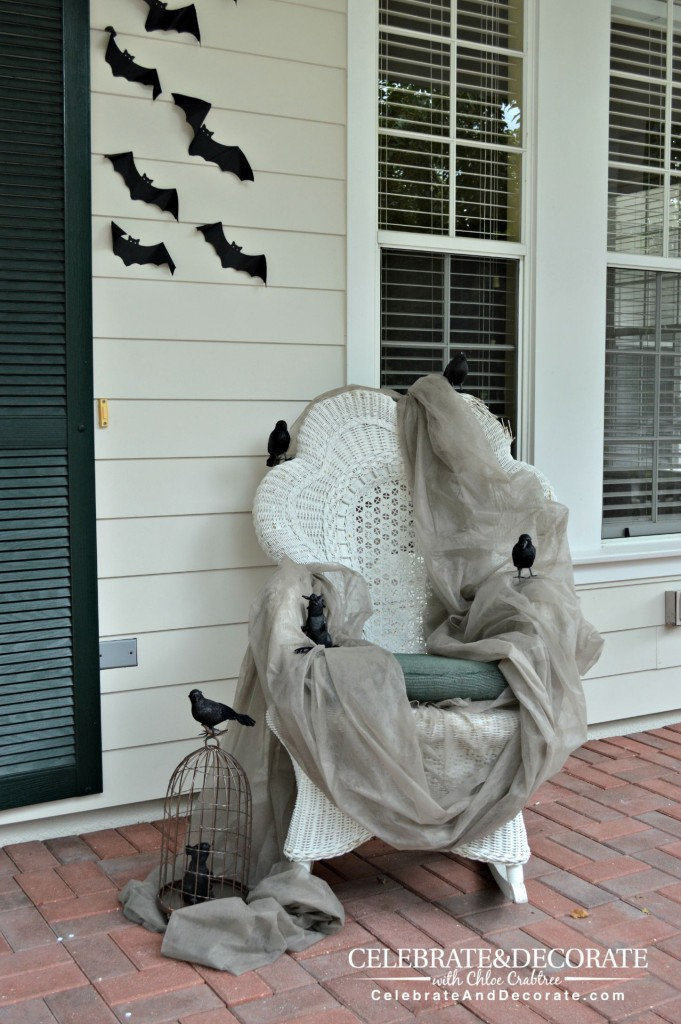 Bats and Birds for Halloween